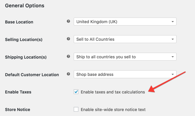 woocommerce-enable-taxes