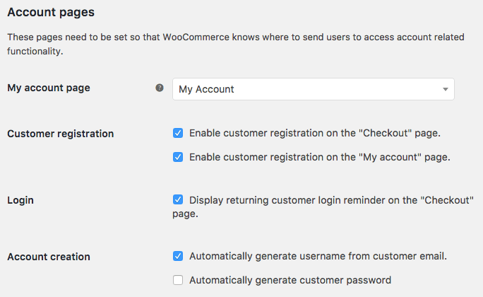 WooCommerce Account Configuration - Complete Guide by WP Desk