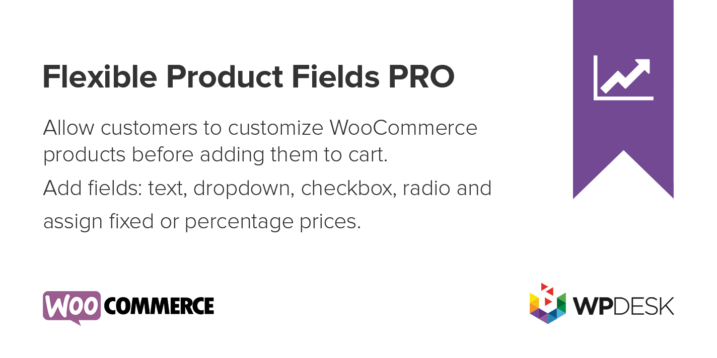 Flexible Product Fields PRO WooCommerce