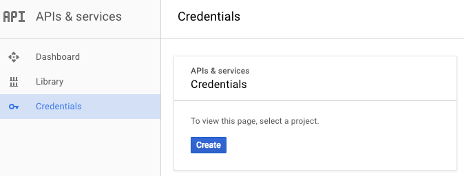 Flexible Printing WooCommerce - Google Developers Console