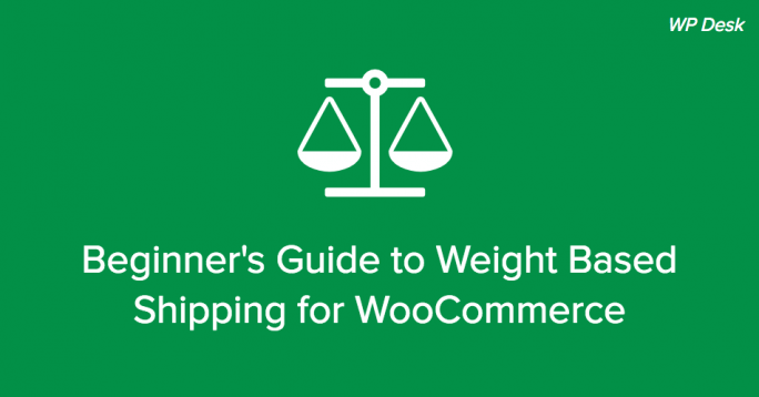 WooCommerce Weight Based Shipping Tutorial