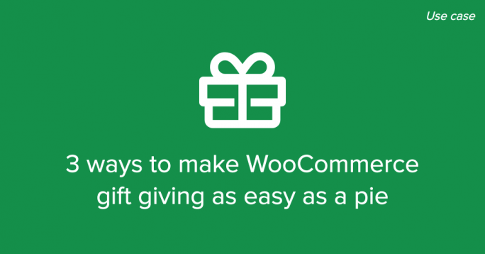 WooCommerce Gift a Product