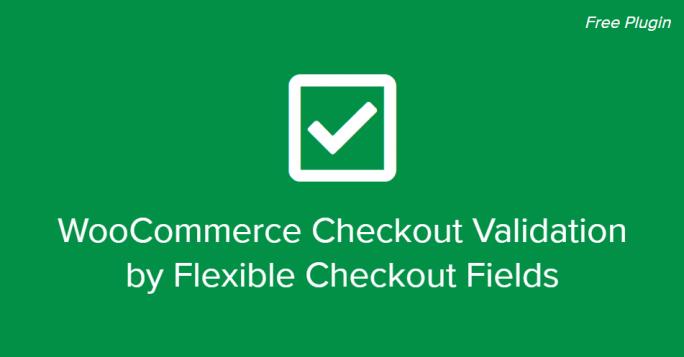 WooCommerce Checkout Validation Plugin