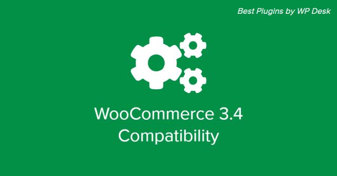 WooCommerce 3.4