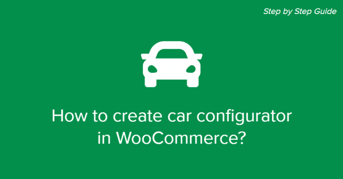 WooCommerce Car Configurator