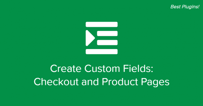 Create Custom Fields