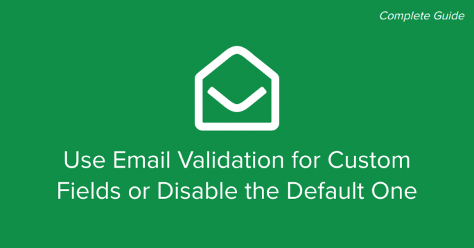 WooCommerce Checkout Email Validation