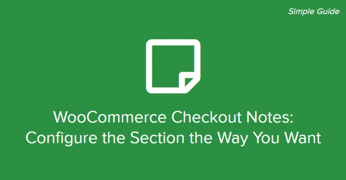 WooCommerce Checkout Notes