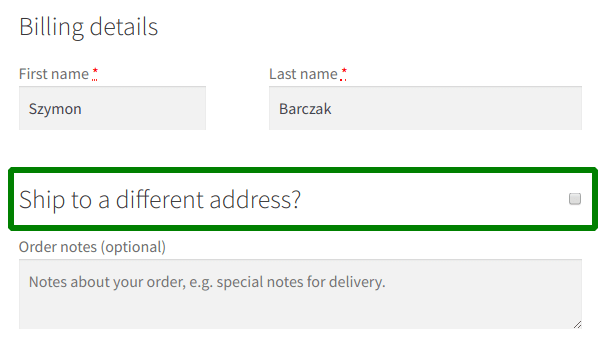 WooCommerce Checkout Without Address - Step by Step Guide by
