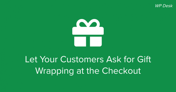 WooCommerce Checkout Gift
