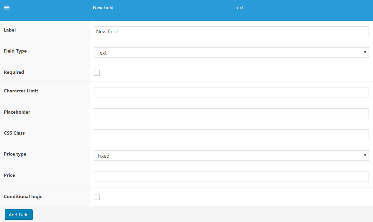 Add new custom product Fields in WooCommerce