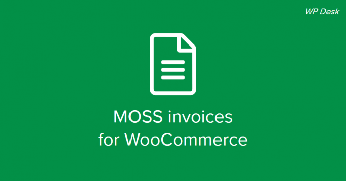 MOSS invoices for WooCommerce